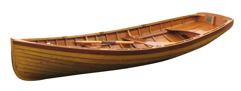 Transparent boats watercraft. Collection of free doat