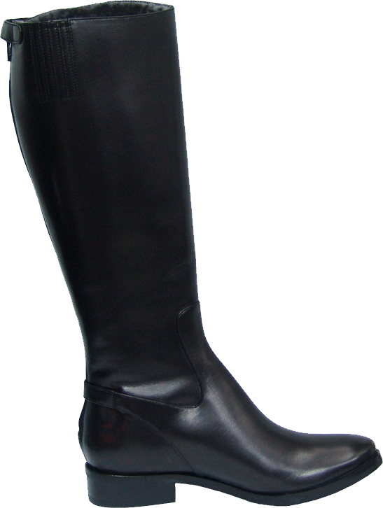 Transparent boot clear. Cole haan simona tall
