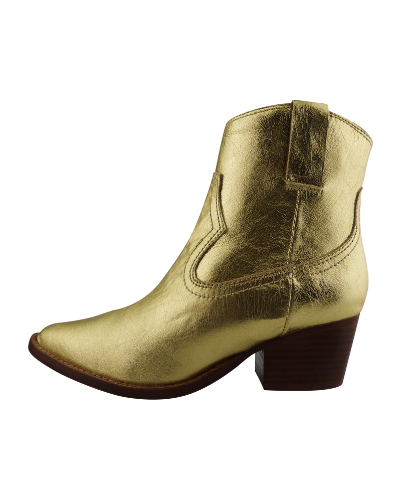 Transparent boot jeffrey campbell. Texano gold shoes chik