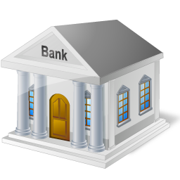 Transparent building bank. All about accounts inzolo
