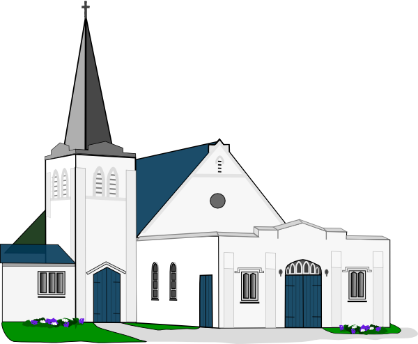 Transparent building church. Png free library