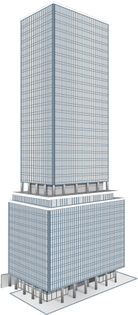 Transparent building clear background. Png images free download