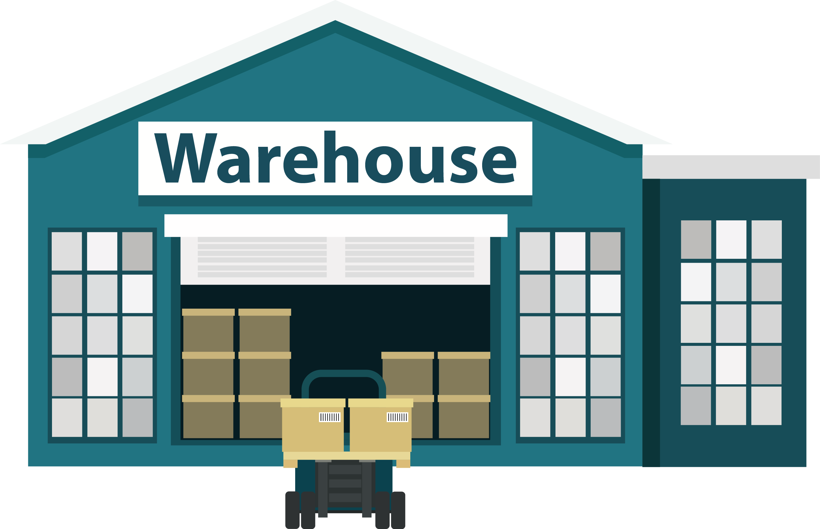 vector system warehouse management
