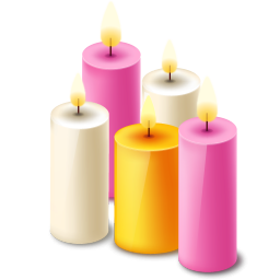 Transparent candles aroma candle. Cuddly manufacturers suppliers and