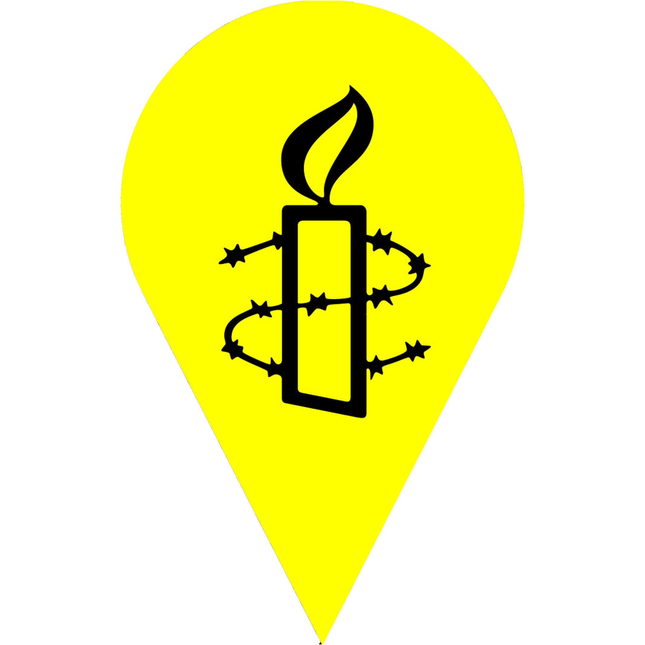 Transparent candles clear background. Amnesty icon candle youth