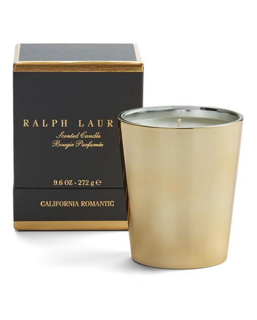 Transparent candles romantic. California candle diffusers home