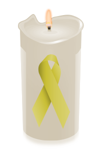 Transparent candles tribute. For ifeyinwa iffy sussana