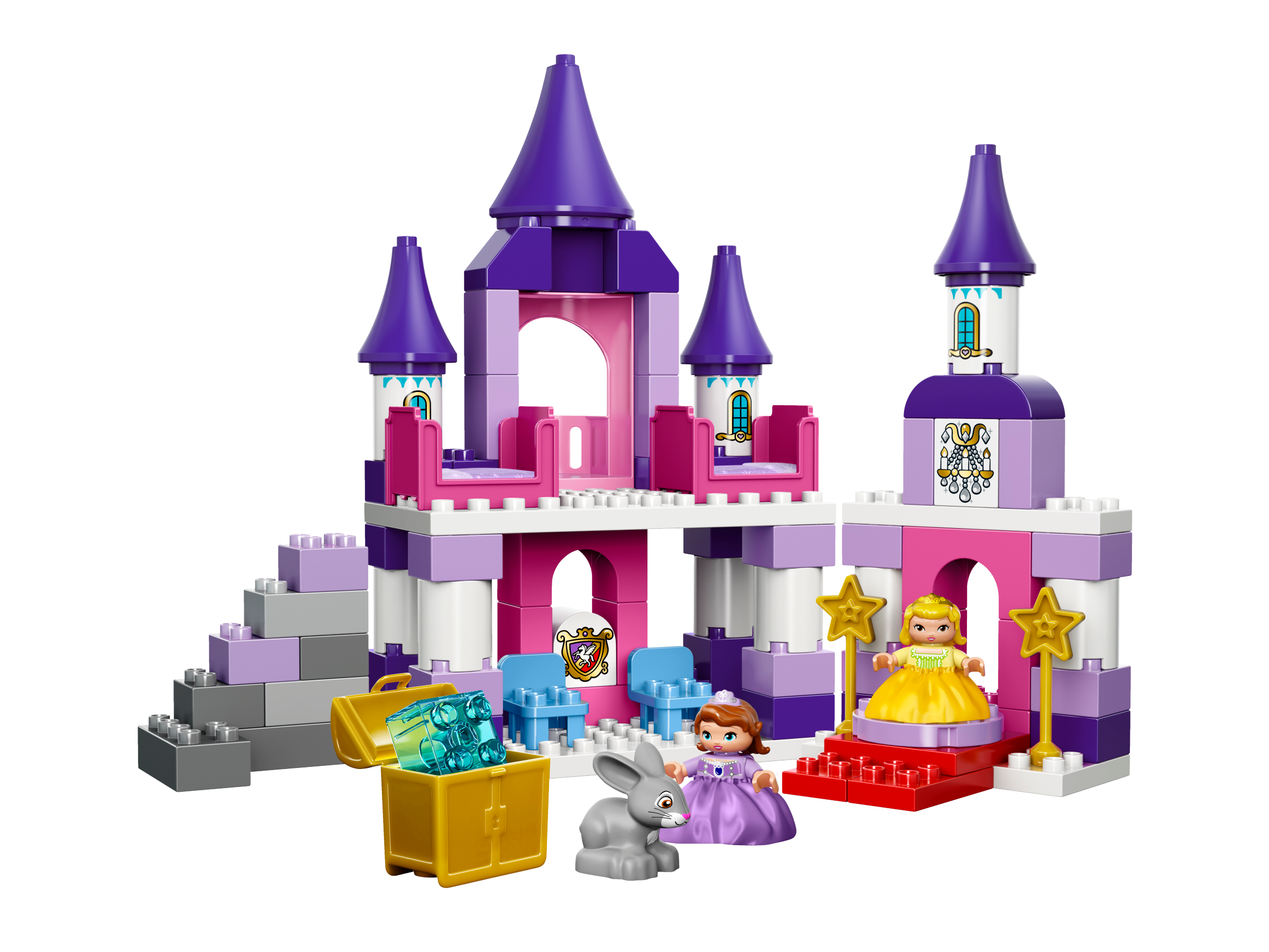 Castle clip royal. Sofia the first toy