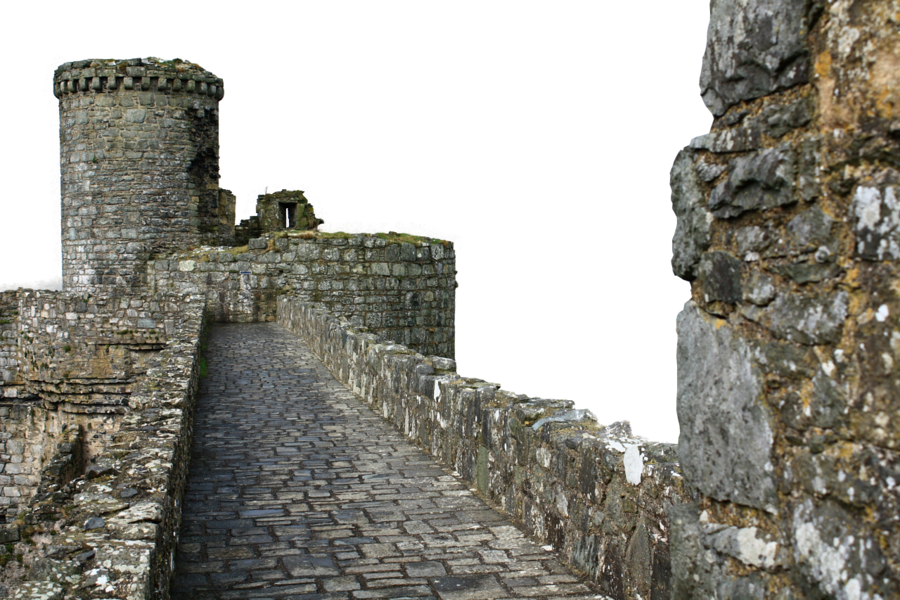 Transparent castle stone. Png pictures free icons