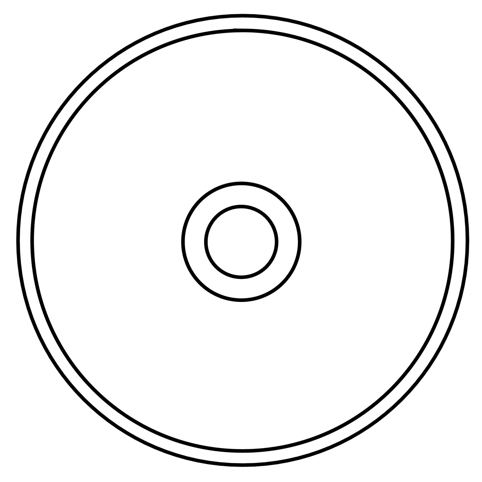 Transparent cd white. Collection of clipart