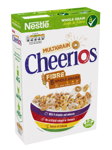 Transparent cereal coloured. Cheerios products nestl cereals