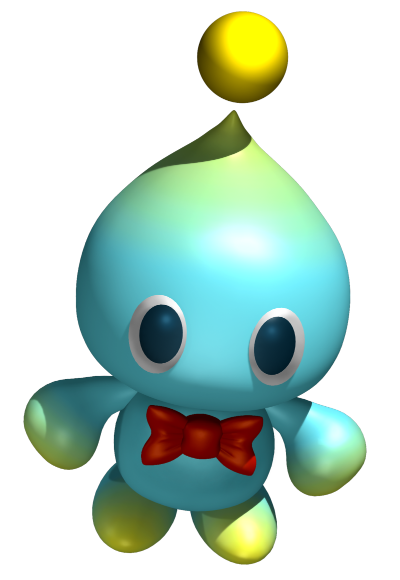 Transparent chao. Island download official artwork