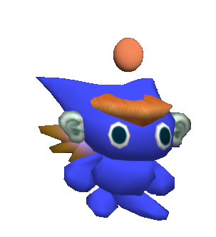 Transparent chao blue. Summaries welcome to studios