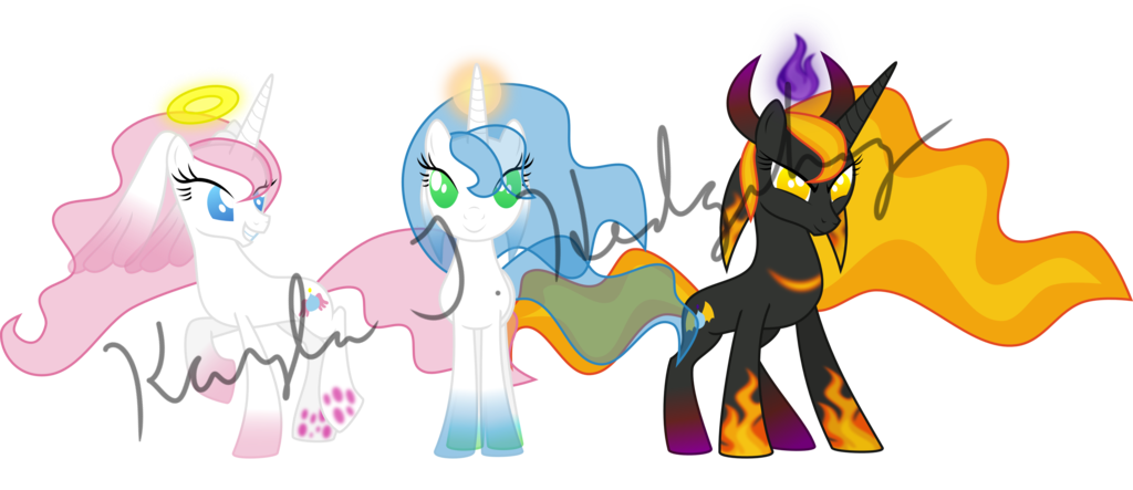 Ponies by kaylathehedgehog on. Transparent chao chaos clipart freeuse stock