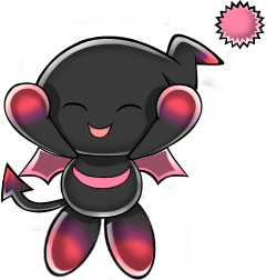 Happy by darkmetaller on. Transparent chao evil svg