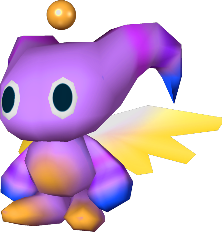 Transparent chao nights. Max pinterest sonic adventure