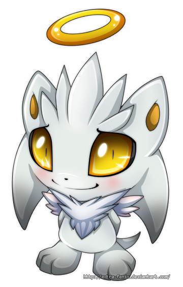 transparent chao silver
