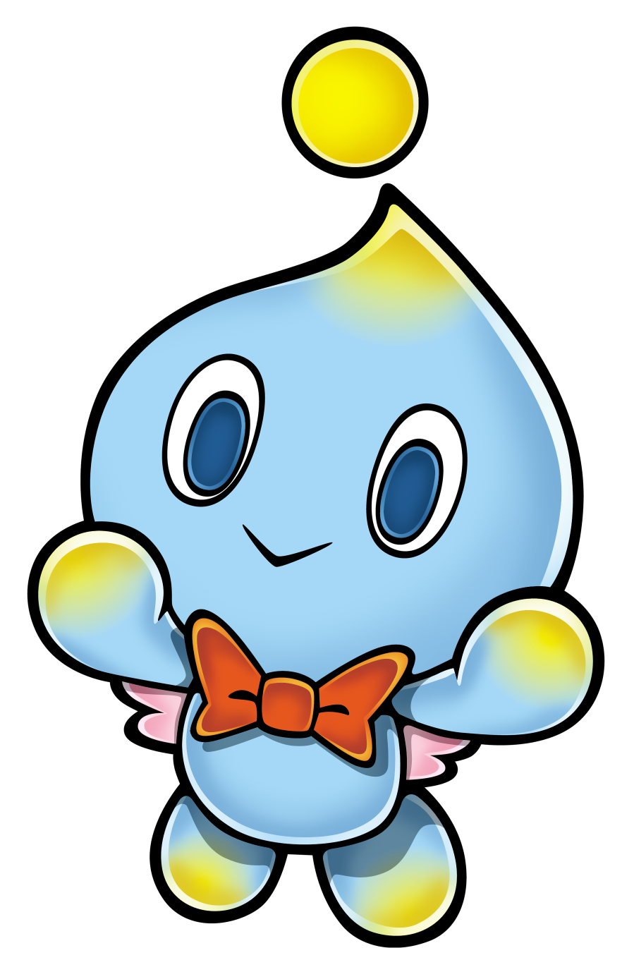 Transparent chao translucent. Image png community central
