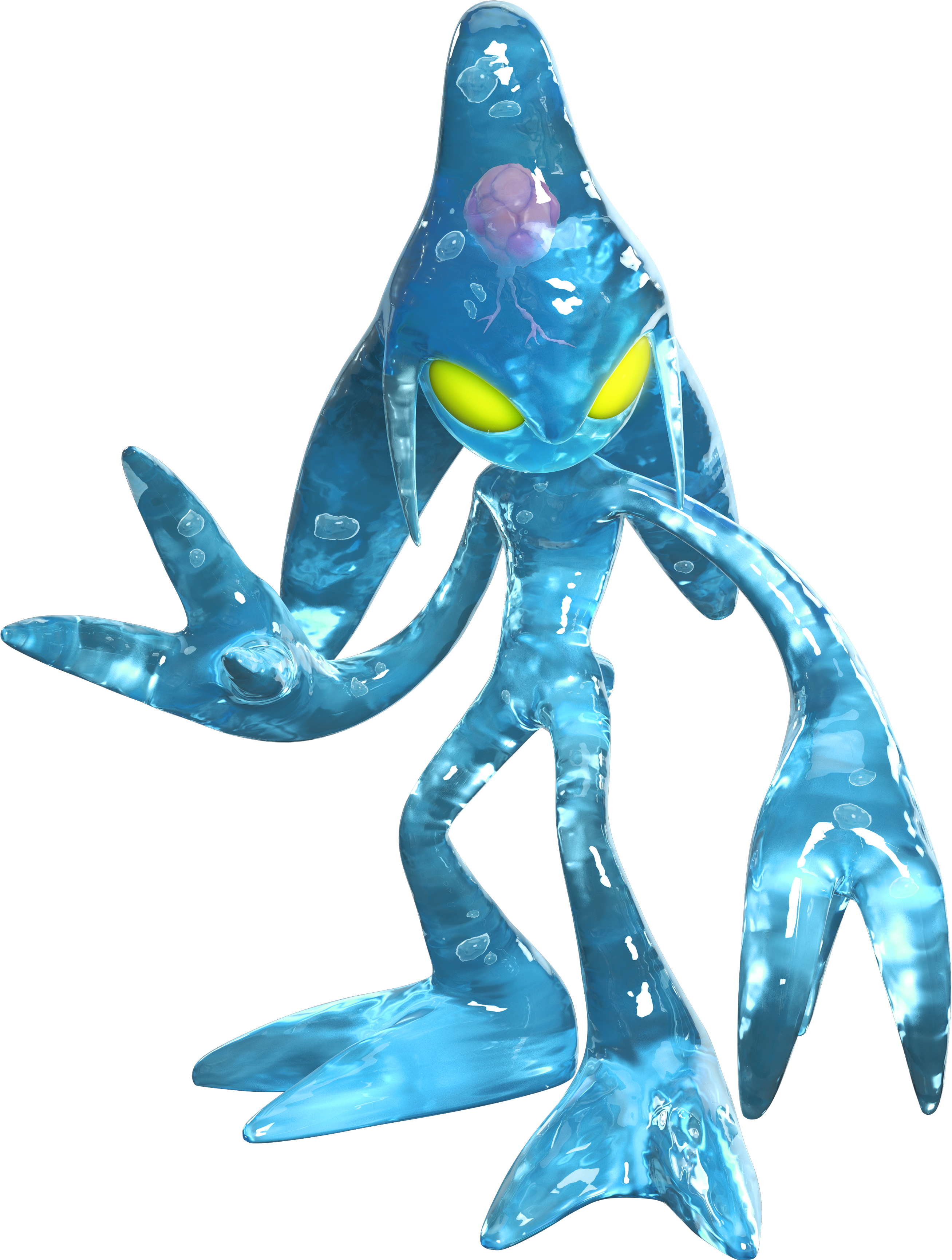 Transparent chao translucent. Chaos sonic news network