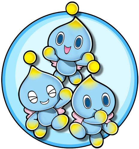 transparent chao sleeping