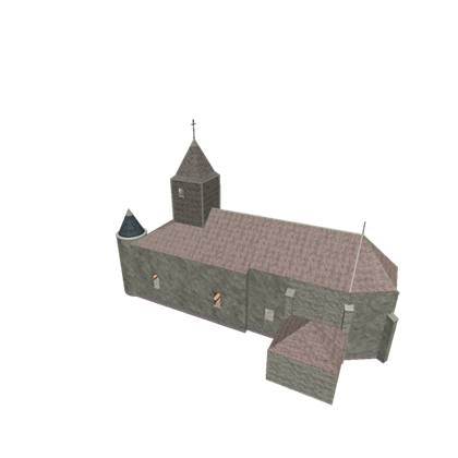 Transparent church cool. Roblox
