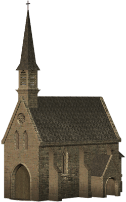 Transparent church medieval. Download cathedral free png
