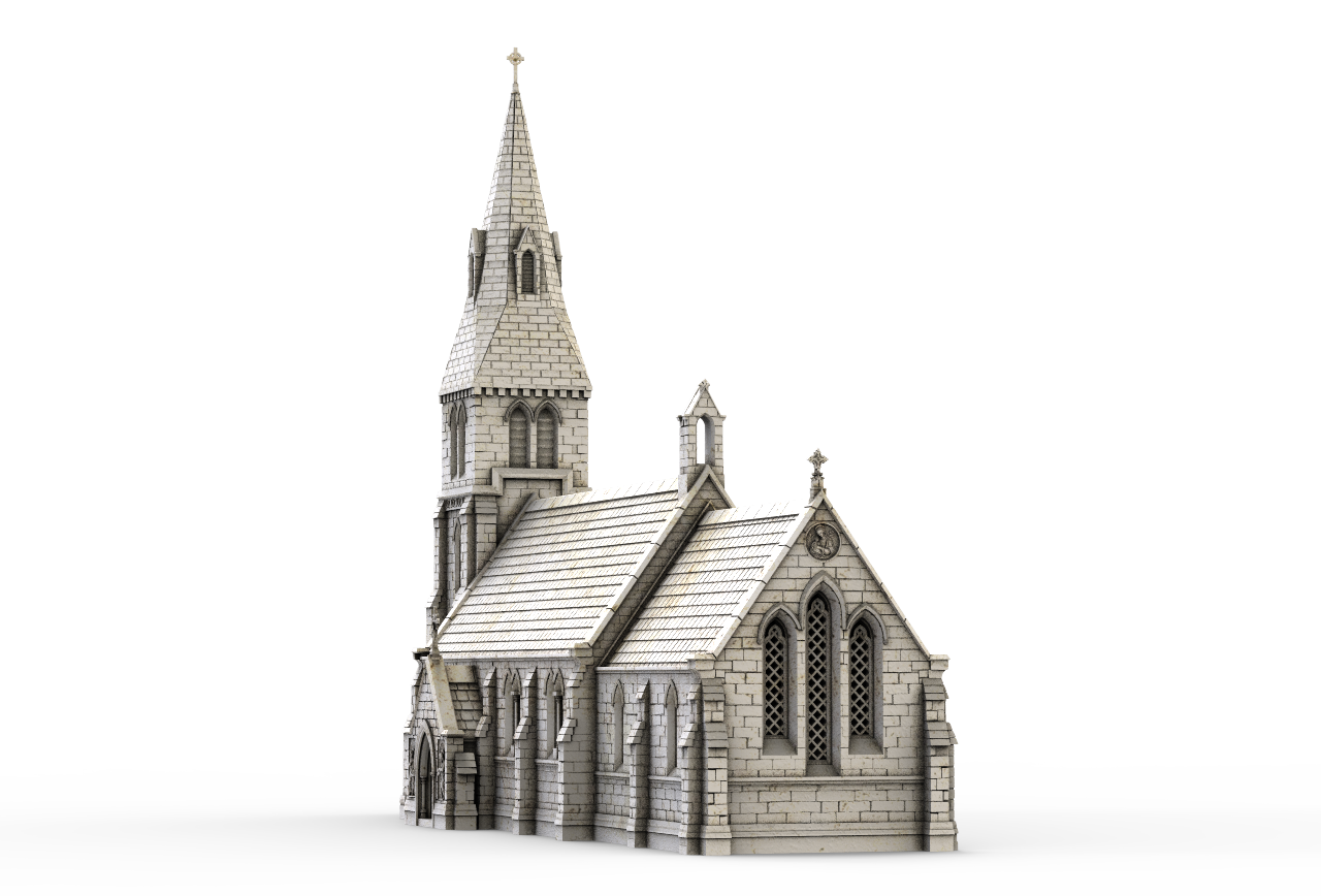 Transparent Church Medieval Transparent & PNG Clipart Free Download