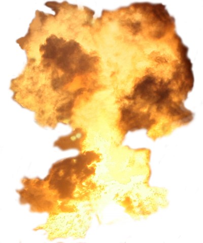 Transparent explosions fire. Download explosion free png