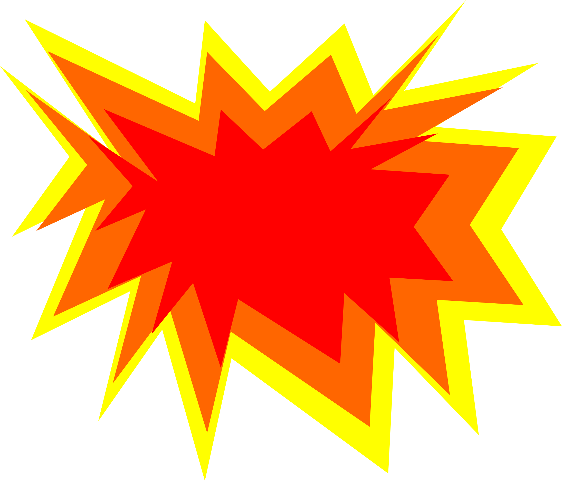 Transparent clipart explosion. At getdrawings com free