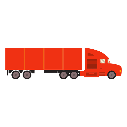 Truck transparent vector. Cargo logistics png svg