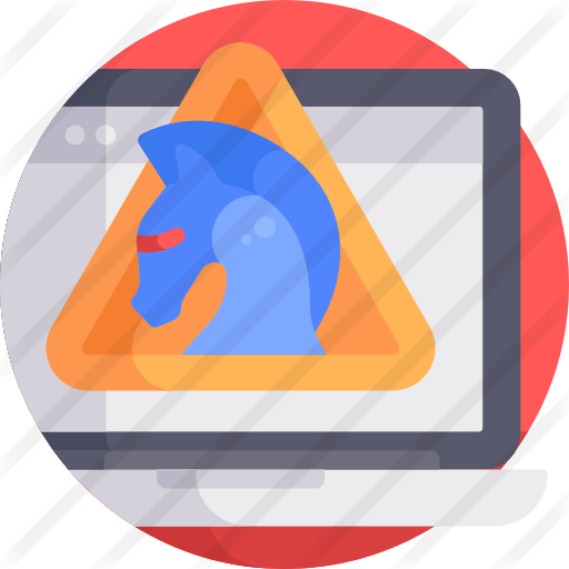 Transparent computing trojan. Free computer icons icon