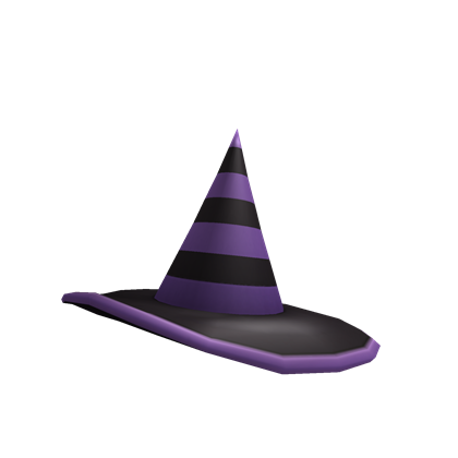 Transparent cone everyday. Witch attire roblox wikia