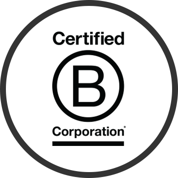 Transparent corporation certified. Start the b impact