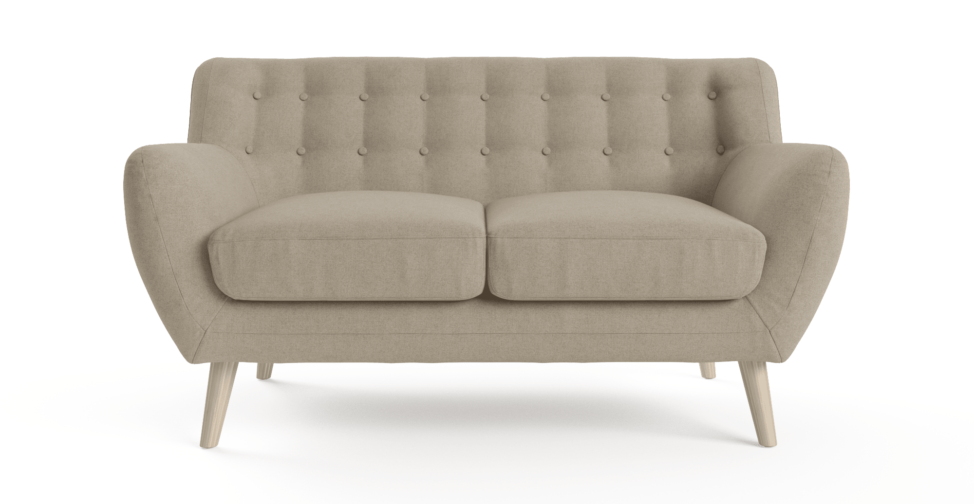 Transparent couch beige. Buy shelly seater sofa