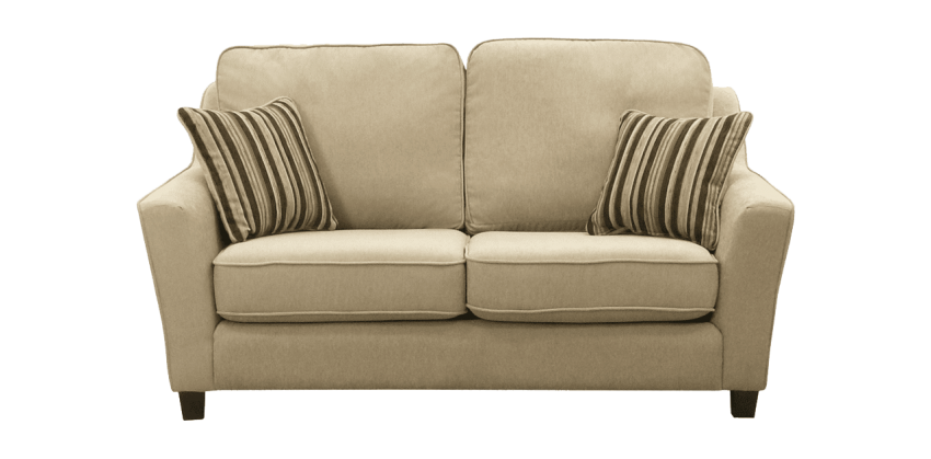 Transparent couch beige. Download sofa png images