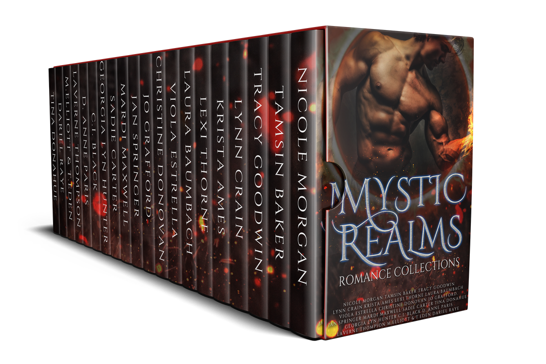 Transparent d limited edition. Mystic realms a collection