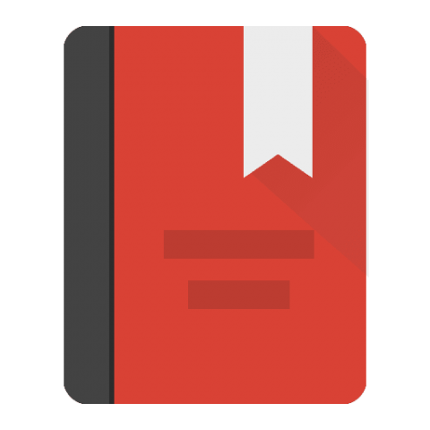 Transparent dictionary background. Icon android lollipop png