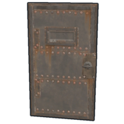 Transparent doors armored. Door rust wiki
