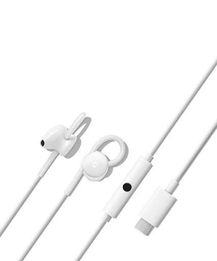 Earbuds vector headphone cable. Usb c digital for