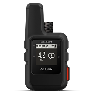 Transparent electronics product. Garmin international home inreach
