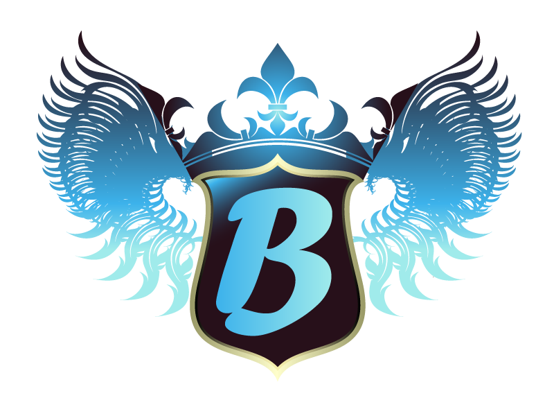 Transparent emblem guild. Help please background creative