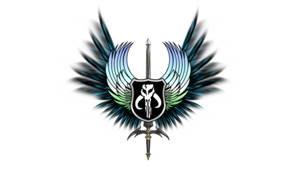 Transparent emblem guild. Logos