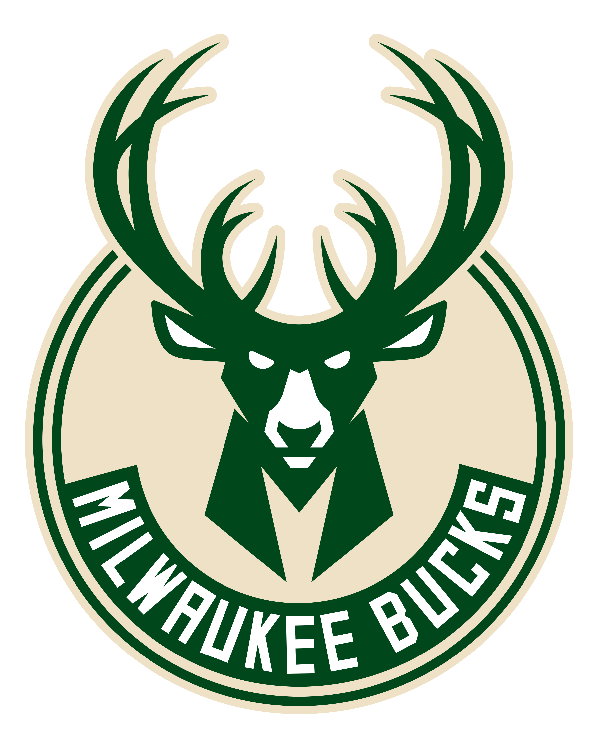 Transparent emblem official. Collection of free buck