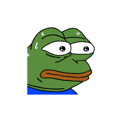 Transparent emotes monkas. Nervous pepe twitch emote