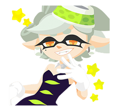Transparent emotes splatoon. Inkling injection stickers new