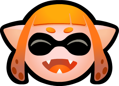 Transparent emotes splatoon. Inkling icon by doctor