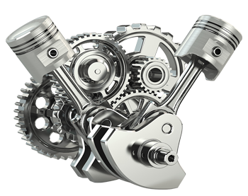 Transparent engine piston. Why synthetic amsoil holland