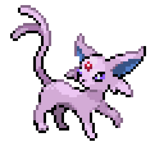 Transparent espeon 8 bit. List of synonyms and
