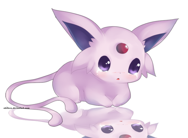 Transparent espeon lonely. Bullying by chiiteru on