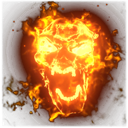 Transparent explosions gift. Hellfire goal explosion xbox